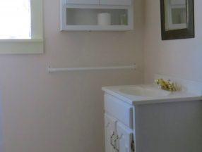 Room 7 bathroom vanity sink