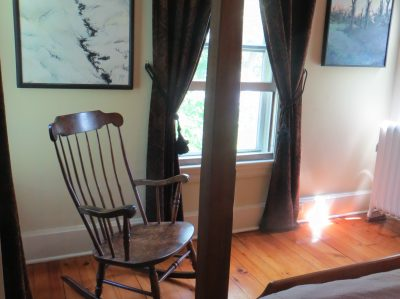 Rocking chair in Room 5